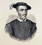Francisco Hernández de Toledo autor del Rerum Medicarum Novae Hispaniae Thesaurus