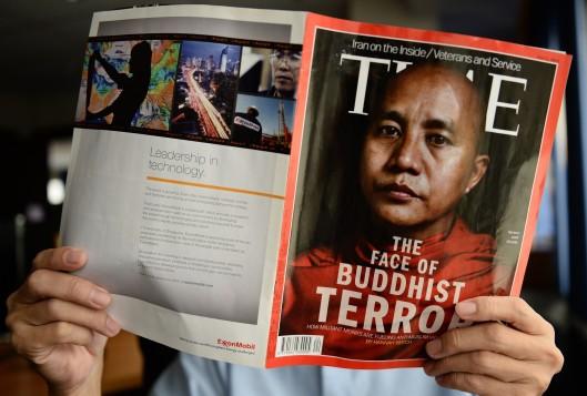 MYANMAR-RELIGION-UNREST-MEDIA